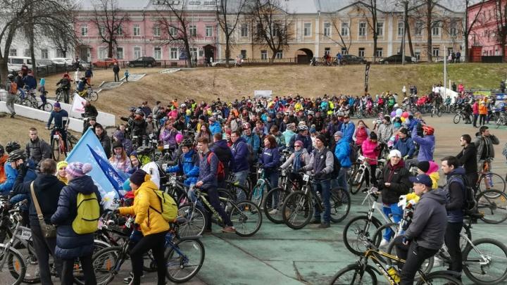 День города в Ярославле начнут отмечать уже ночью