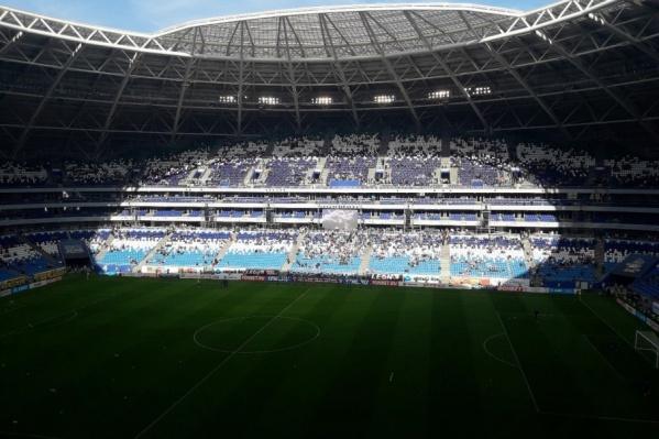 Компания обеспечила высокоскоростным интернетом стадион «Самара Арена»
