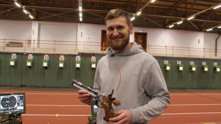 Стрелок из Архангельской области взял золото на Кубке России