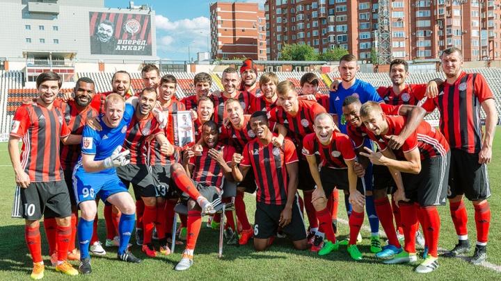 Футболисты «Амкара» проведут для болельщиков открытую тренировку