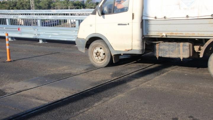 Южный мост в Самаре полностью откроют после ремонта в октябре