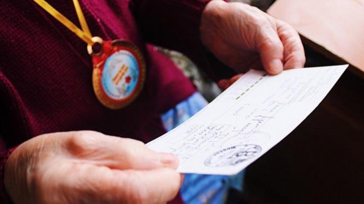 «Они для меня как родные»: зачем незнакомцы пишут письма дончанам в дома престарелых