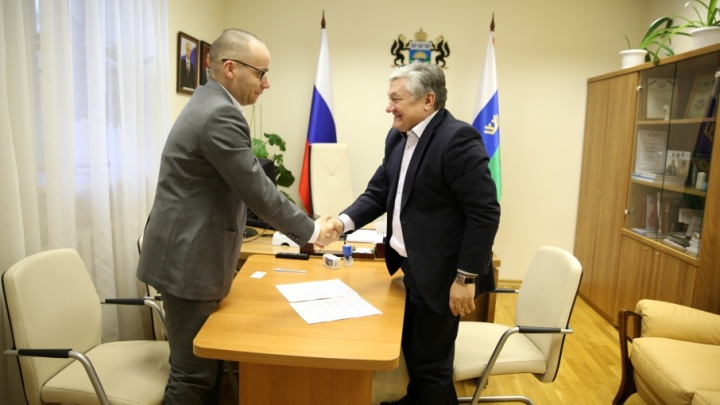 Сбербанк и уполномоченный по правам человека в Тюменской области подписали соглашение о взаимодействии