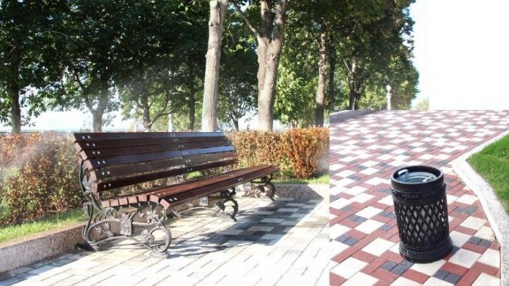 В Самаре выделят 55 миллионов рублей на новые лавочки и плитку в парке Металлургов