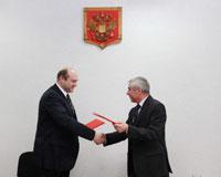 Подписан договор о сотрудничестве между Отделением Пенсионного фонда РФ по Ярославской области и Северным банком Сбербанка России