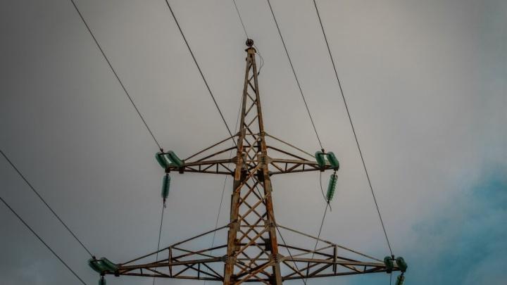 Сотни ростовчан останутся без электричества в конце рабочей недели