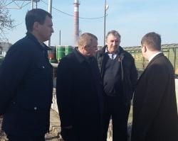 Депутат Госдумы Николай Коломейцев ознакомился с работой «Амилко»