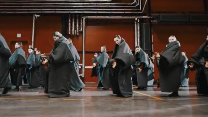 Челябинцам представили премьеру клипа, постановщиком которого стал хореограф Мигель