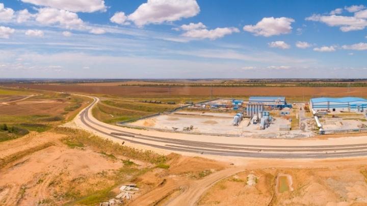 На «ЕвроХим-ВолгаКалии» реализуется программа комплексного развития транспортной инфраструктуры