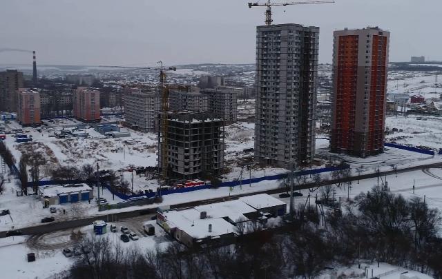 Дольщики ЖК «Парк Европейский» записали видеообращение к Владимиру Путину