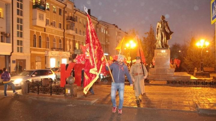 Ростовский блогер предложил российским олимпийцам сменить «нейтральный» флаг на знамя СССР