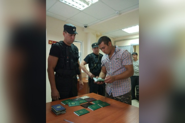 Нелегалы не смогут вернуться в Россию в течение пяти лет