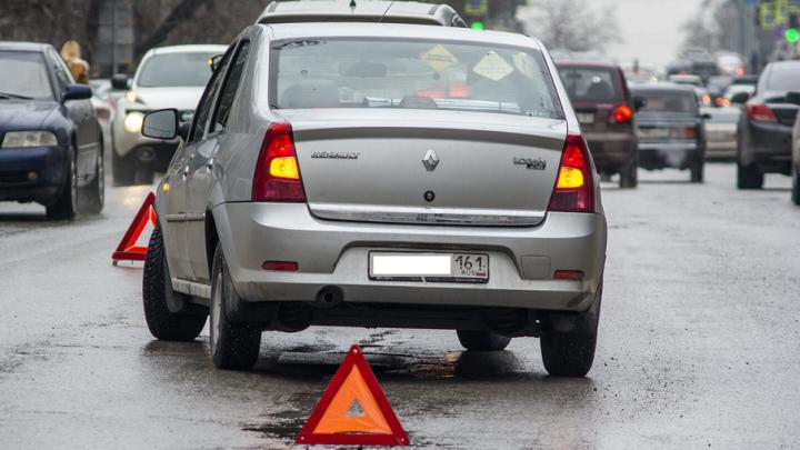 В Ростове ВАЗ насмерть сбил пешехода