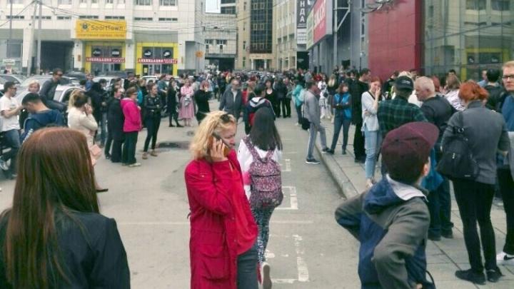 «Все организованно вышли»: в Перми эвакуировали посетителей ТРК «Колизей Cinema»