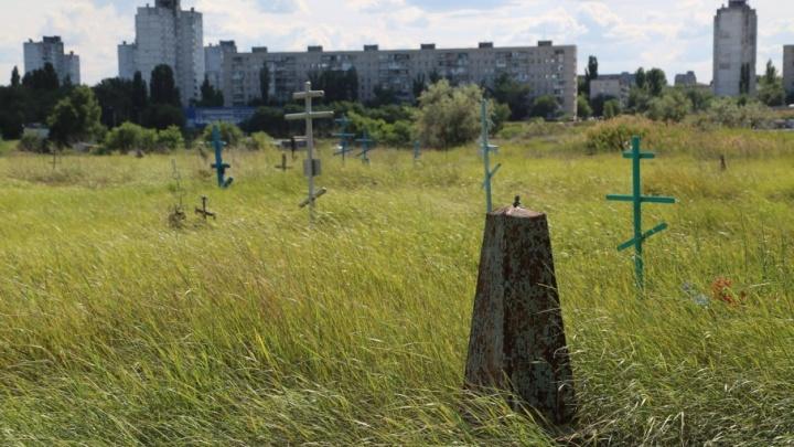 В Волгограде планируют расширить Ворошиловское кладбище