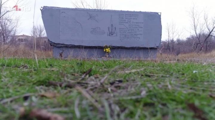 Вырытые из братской могилы в Волгограде останки перевезли в Россошки