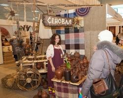 В Перми открылась «Ярмарка народных промыслов»