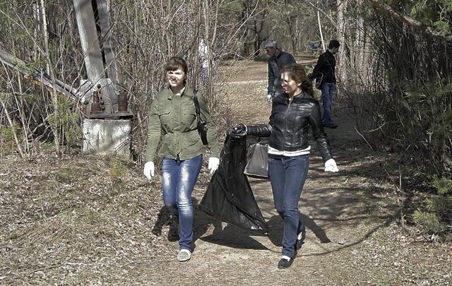 В Самаре стартует серия субботников «Чистый город»