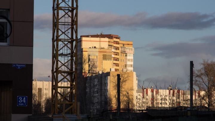 Архангельские застройщики предпочитают возводить дома от 10 этажей и выше