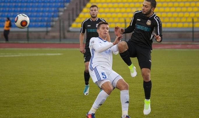 Тюменские футболисты разгромили курский «Авангард»