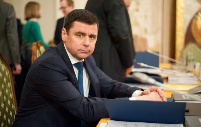 Дмитрий Миронов попал в топ-15 губернаторов-блогеров