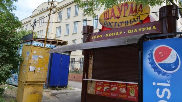 Ростовские предприниматели не торопятся легализовать ларьки
