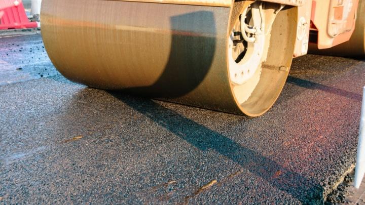 В Самаре несколько дорог отремонтируют картами по 100 погонных метров
