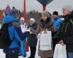 В лыжных гонках «ПМУ» приняли участие школьники и студенты
