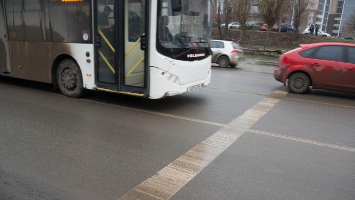 В Волгограде остановку на Рокоссовского переселили на 200 метров