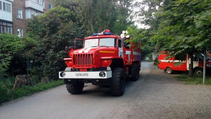 В Ростовской области загорелась многоэтажка: погибли двое мужчин