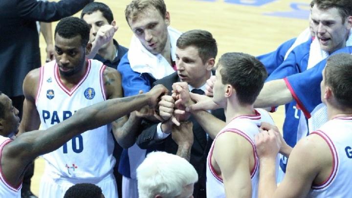 Баскетболисты «Пармы» проиграли «Цмоки-Минск» с разницей в одно очко