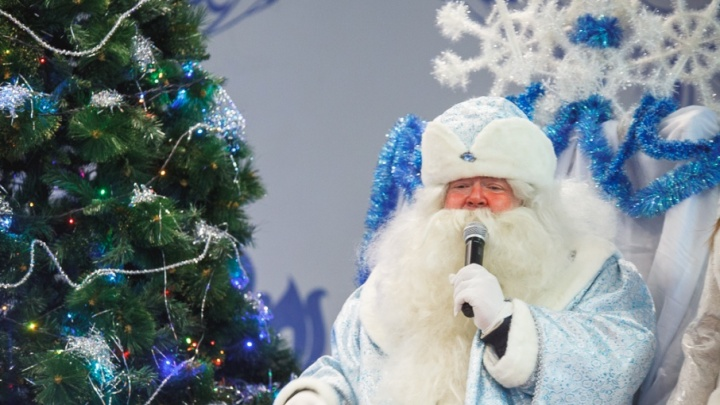 Новогодний волшебник: когда в Тюмень приедет Дед Мороз из Великого Устюга