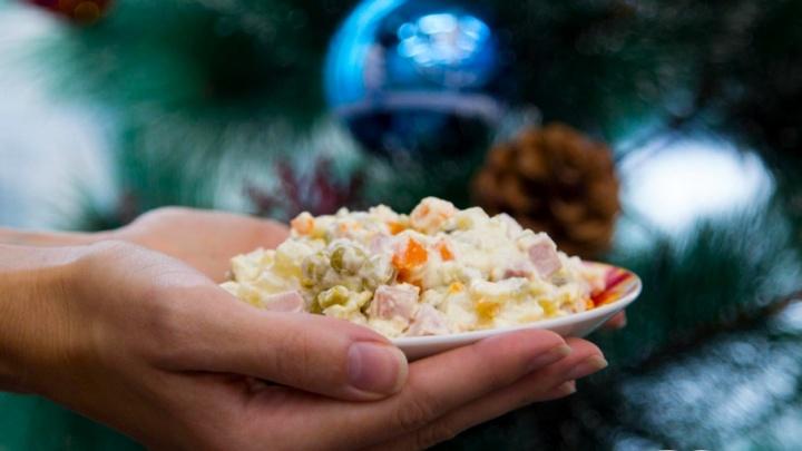 Новогодний краш-тест: где в Архангельске купить оливье и не пожалеть об этом