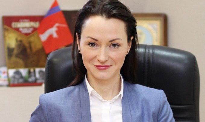 Елена Слесаренко заявила о достигнутом патриотическом лидерстве Волгограда