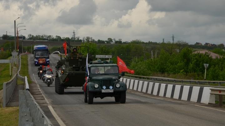 В Аксайском районе День Победы праздновали два дня
