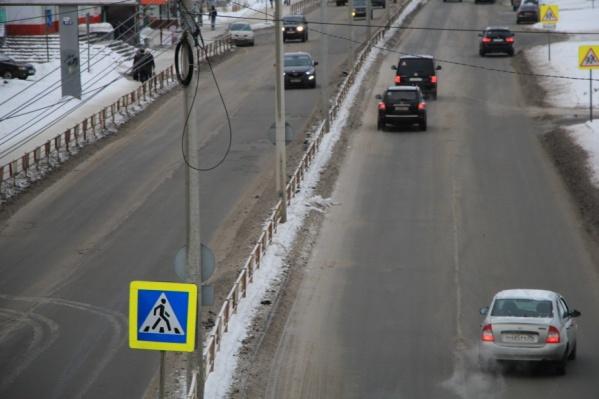 Транспортная магистраль будет расширена до четырех полос, в некоторых местах — до шести, обещает губернатор Архангельской области