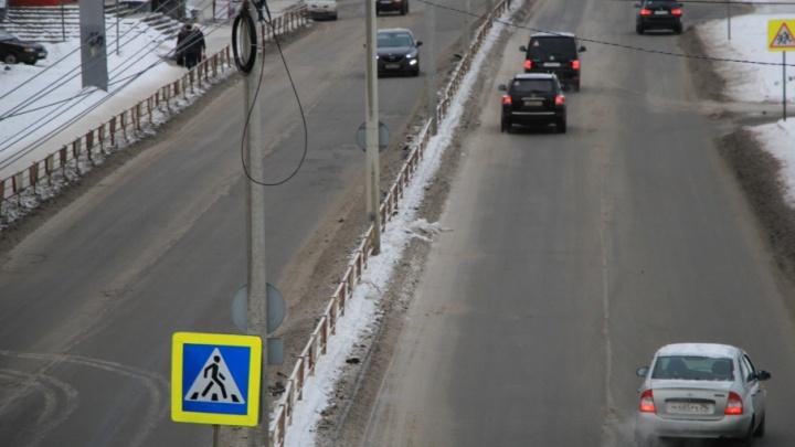 Новый светофор, четыре полосы, 80 км/ч: каким будет обновлённый Ленинградский проспект