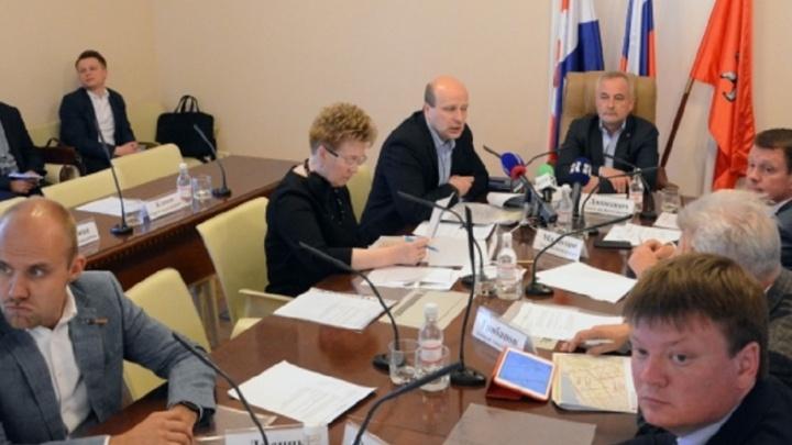 В администрации Перми состоялся круглый стол по реализации парковочной политики в городе