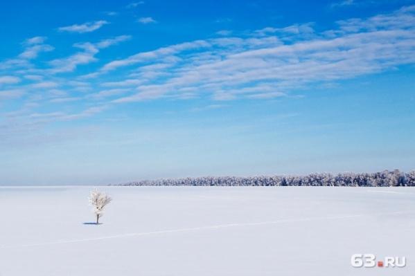 Самарцев просят беречь памятники природы