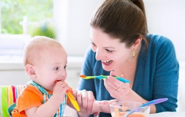 Дневник молодой мамы. Завтрак съешь сам?