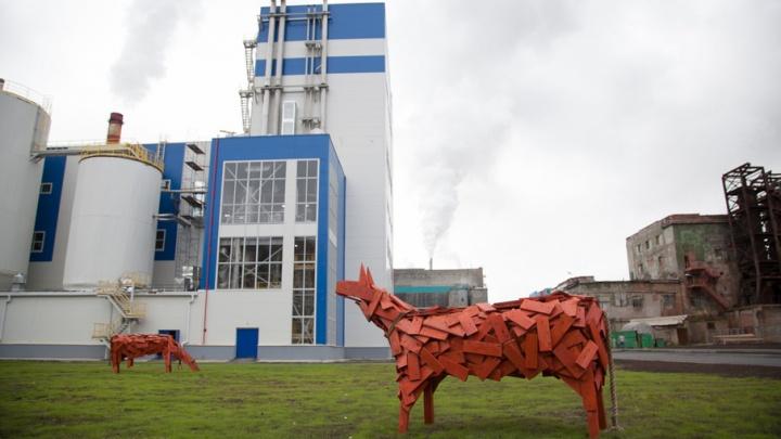 АЦБК сократил выбросы парниковых газов на 39,3%