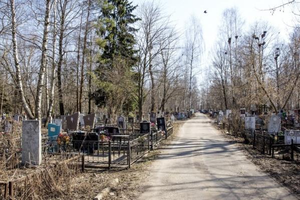 В Ярославле почти не осталось места, где хоронить мёртвых