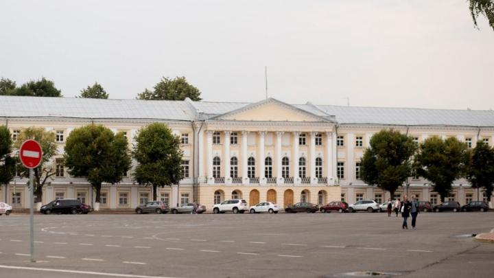 Президентский полк проскачет по центру Ярославля