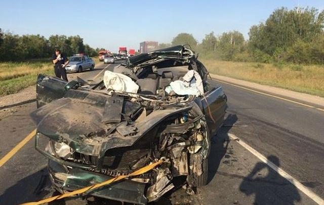 Смертельные ДТП в Самарской области: за сутки погибли четыре человека