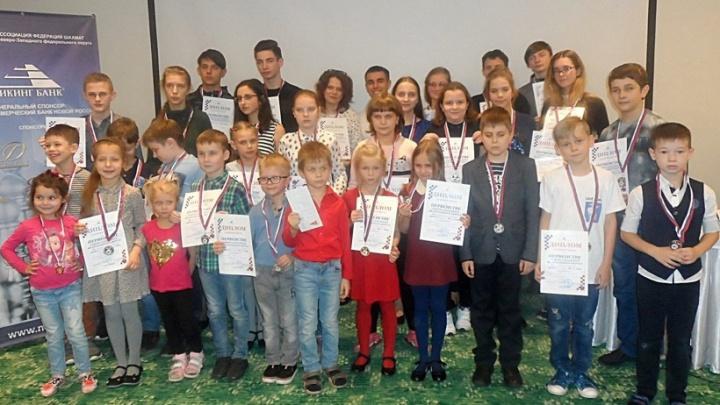 Шахматисты Поморья выиграли шесть медалей на первенстве СЗФО