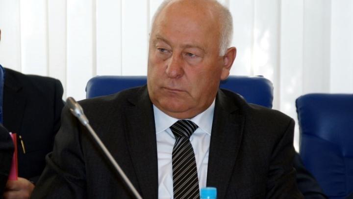 Депутат Николай Свиридов сложил полномочия зампреда комитета облдумы