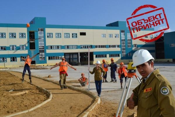Студента  из Самары впервые назначили командиром стройки такого масштаба