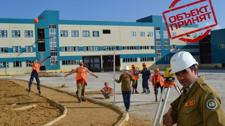 Самарский студент возглавил студенческую стройку на космодроме Восточный