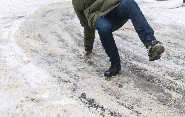 В Самарской области ожидаются небольшой снег и гололедица