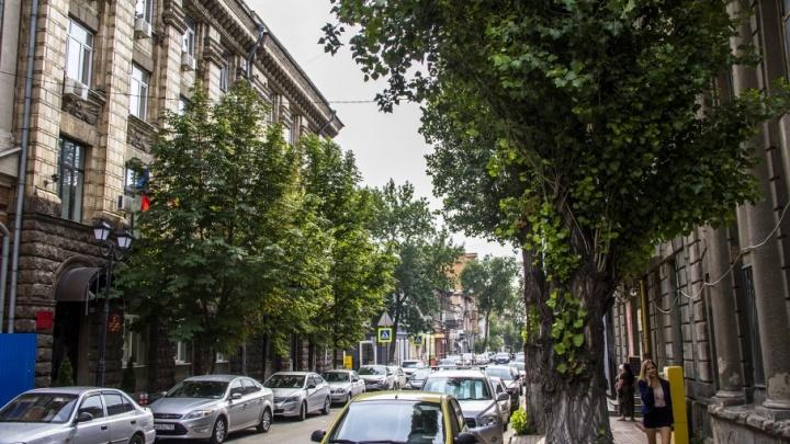 Движение по  центральным улицам в Ростове ограничат из-за пробега